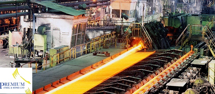 AT PREMIUM STEEL & MINES, SAFETY IS OUR MOST CONCERN